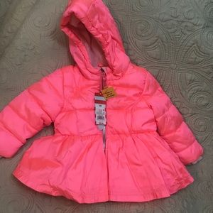 NWT 18 months Winter Coat